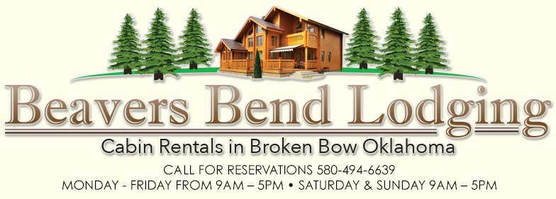 Beavers Bend Cabins And Broken Bow Cabins ...