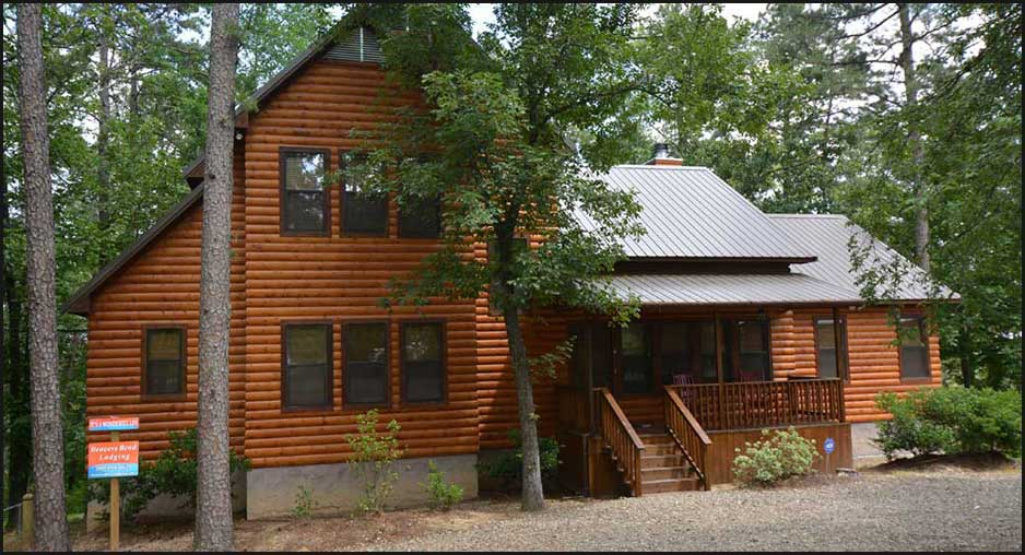 It s a wonderful life retreat cabin rentals beavers for Bend cabin rentals