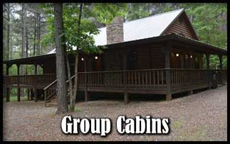 Group Rentals for Reunions, Get Togethers, Corporate Retreats
